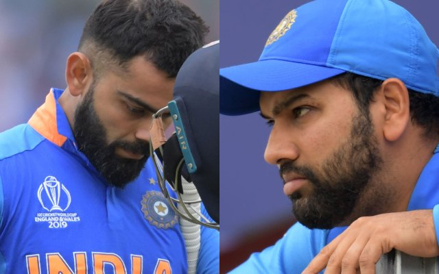 Rohit,Virat rift story continues, Both doesn't follow each other on Instagram