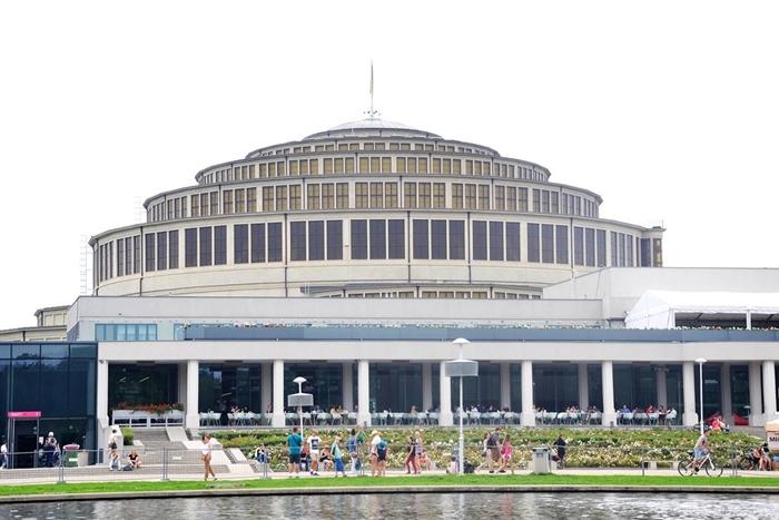pergola Wrocław