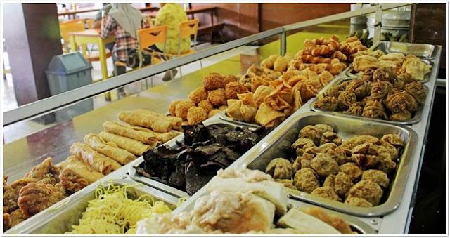 Bakso Kota Cak Man;10 Top Kuliner Malang
