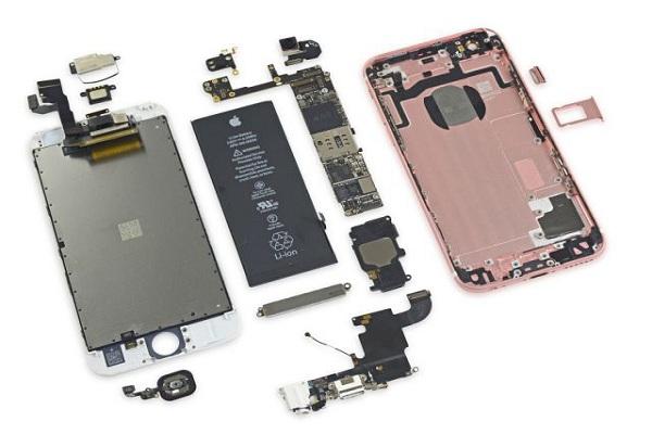 Thay vỏ iPhone 5, 5s giá rẻ