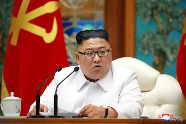 Kim Jong Un presides over Political Bureau emergency enlarged meeting