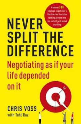 Never Split the Difference: Negotiating as if Your Life Depended on It pdf free download