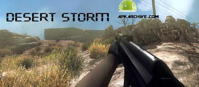 DESERT STORM APK Download apk