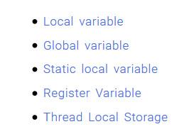 Tutorial Storage Class Pemrograman C++