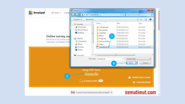 cara mengubah file pdf ke ppt tanpa aplikasi