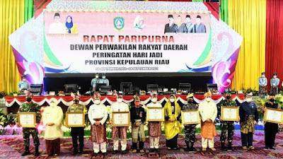 HUT Provinsi Kepri ke-19, Gubernur Harapkan Bersinergi Memaksimalkan Pembangunan
