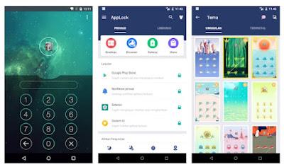 Cara Mengunci Aplikasi Android