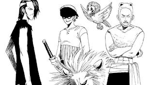 Fakta Zoro One Piece