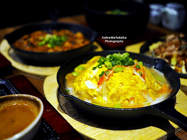 Teppan Tianjing Rice (RM 23).