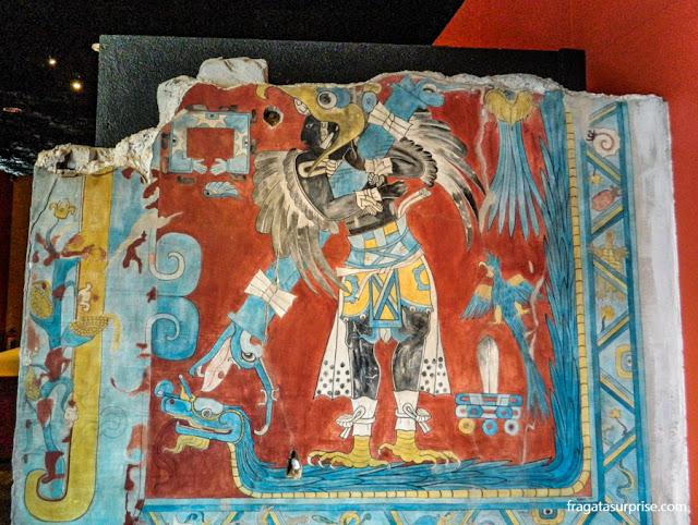 Homem-Pássaro da Cultura Olmeca