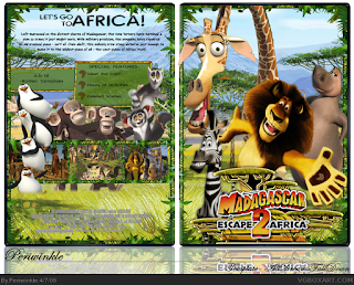 Madagascar: Escape 2 Africa PSP