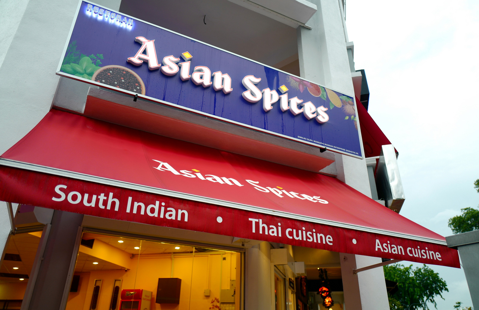 asian spices, petaling jaya