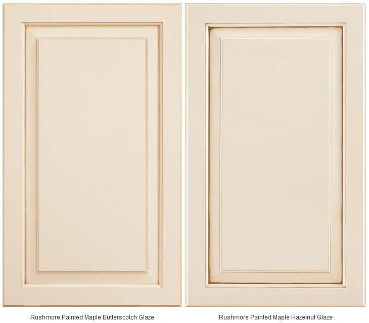 Glazed Kitchen Cabinets Vs White: Building A Ryan Home: Avalon: Trying To Recreate This