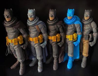 Batman Resin Figure by WheresChappell x Mahalo Cabin