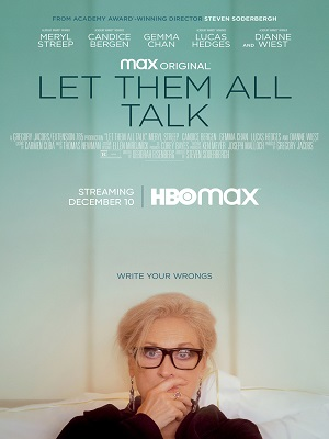 Let Them All Talk Movie Review