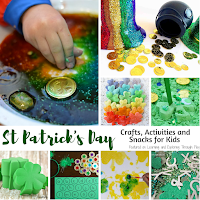 St Patricks Day Fun for Kids
