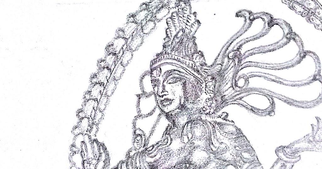 Lord of Dance - Nataraja ~ Sathish's Gallery - Pencil ...