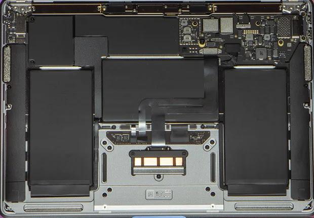 Révision Apple MacBook Air (Apple M1, 2020)