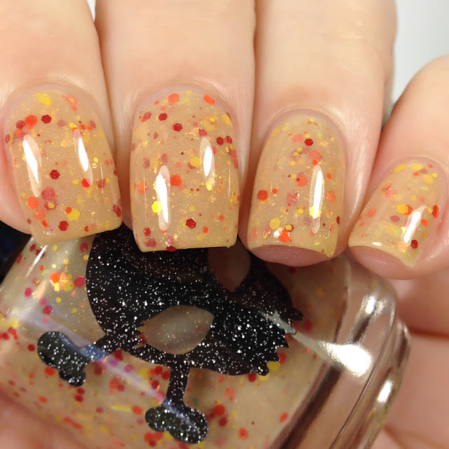 Necessary Evil Polish-Fall-ing In Love!