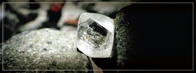 Необработен диамант