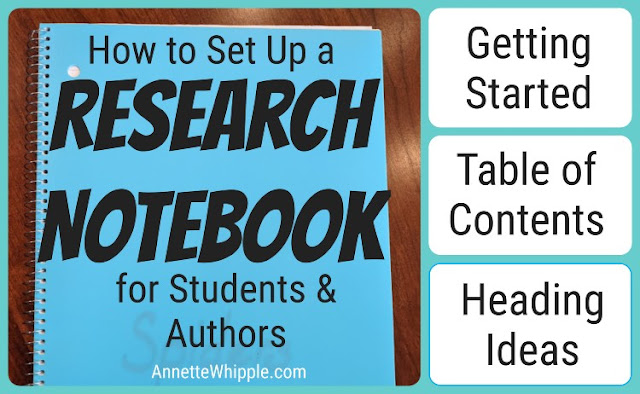 How to Set Up a Research Notebook