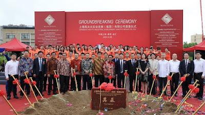 Pertama Kali Sarang Burung Walet Indonesia  Tembus Pasar Tiongkok