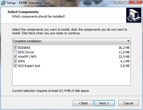 BMW Standard Tools 2.12 5
