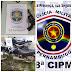 Porte ilegal de arma de fogo e recuperação de veículo furtado em Sanharó, PE