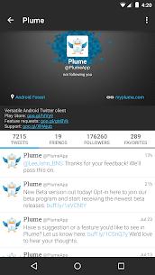 Plume for Twitter v6.30.10 build 630825 (Premium) Apk