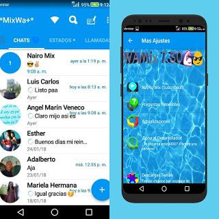 WhatsApp Mix Mod 3D Apk Latest Version 2018