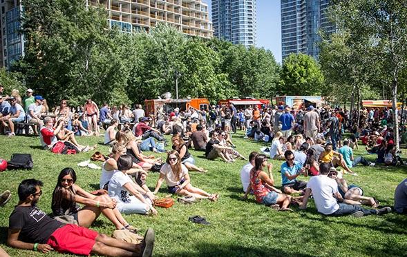 Clima e temperatura em Toronto no Verão
