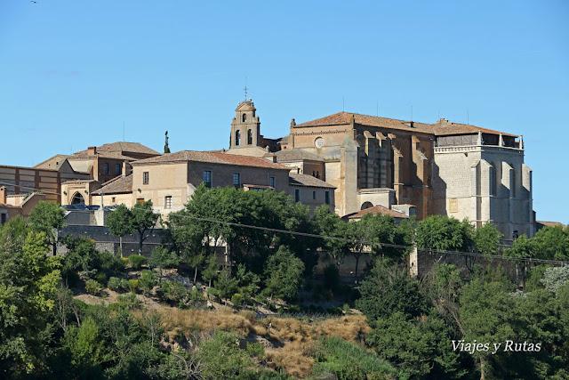 Monasterio de Santa Clara, Tordesillas, Valldolid