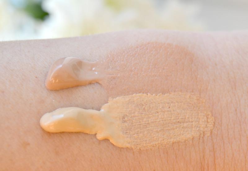 textura y tonos de la CC Cream de Eucerin