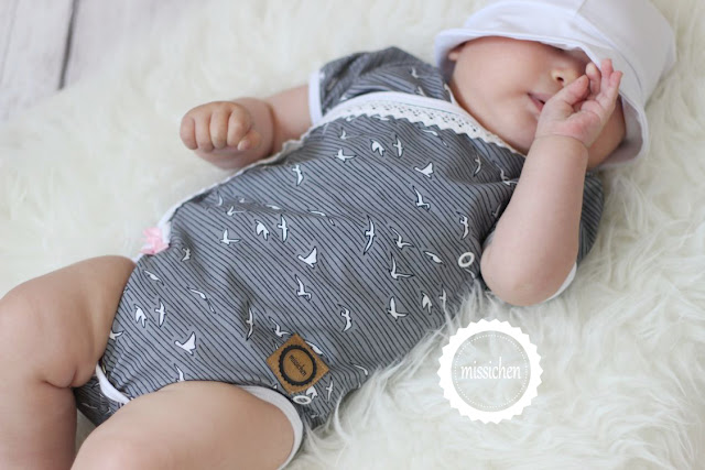missichen ein sommeroutfit f r die baby schwester. Black Bedroom Furniture Sets. Home Design Ideas