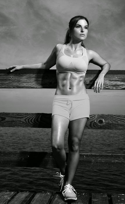 Hilda Castillo - Female Fitness Model