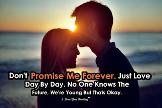 promise me forever whatsapp dp and profile pic