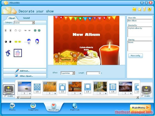 Download ThunderSoft AlbumMe Deluxe 4.9.0 Full Crack