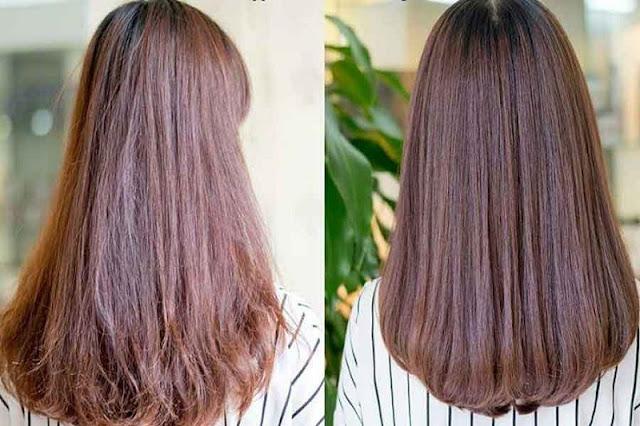 Collagen cho tóc giúp cho bạn sở hữu mái tóc bóng mượt chắc khỏe