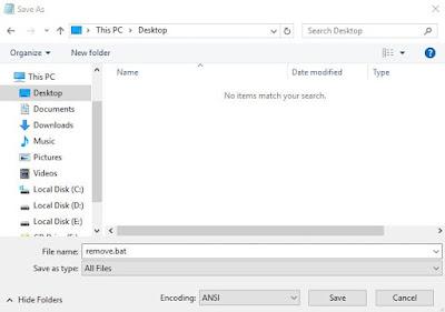 Cara Menghilangkan Activate Windows .bat