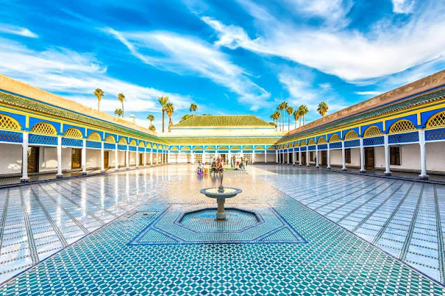 PLACES TO VISIT MOROCCO
