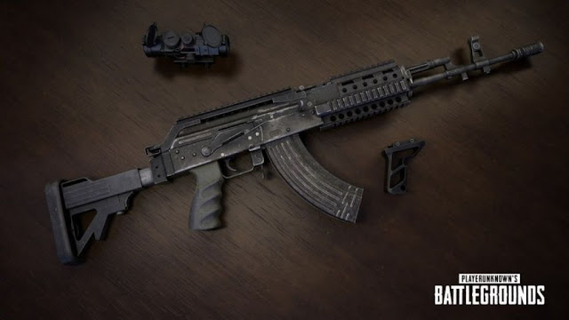 M762 (Beryl) - Assault Rifle