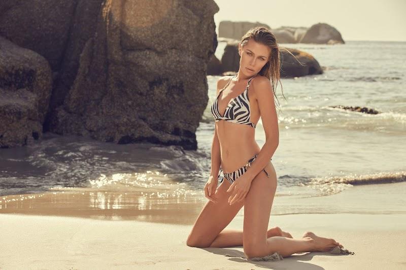 Abbey Clancy  Clicked For Lipsy Swimwear August 2020