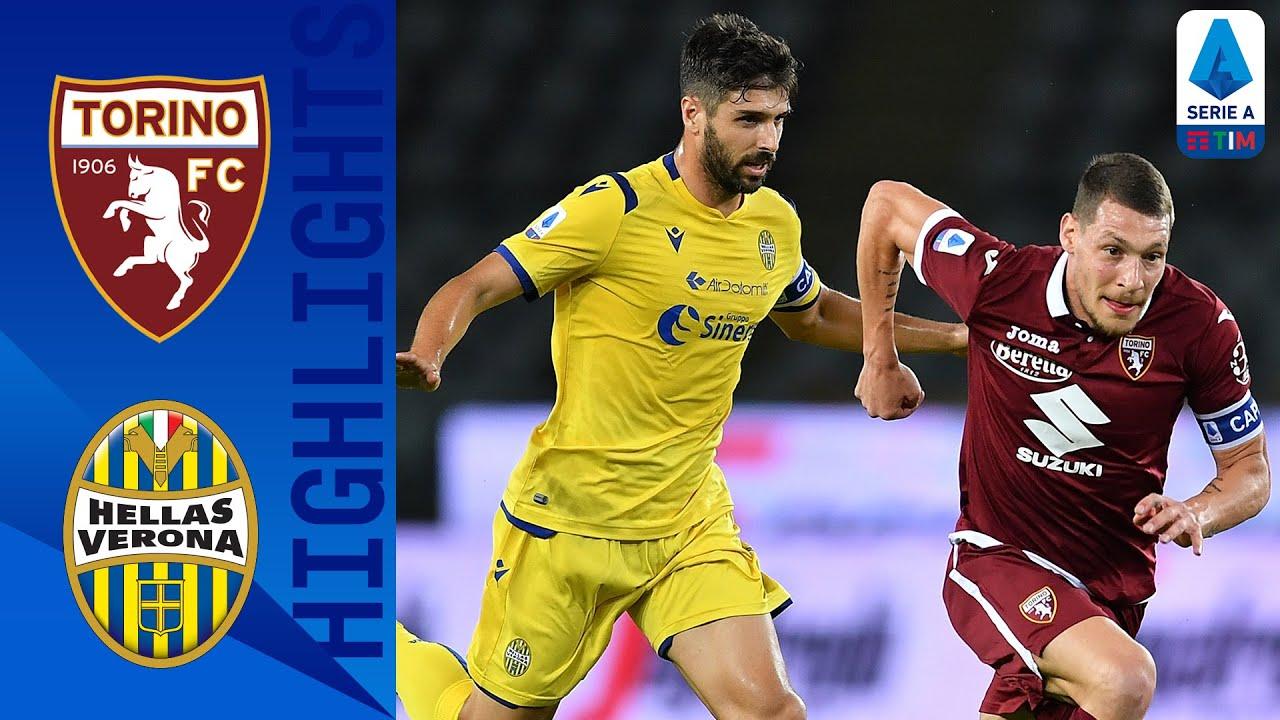 Video Torino a1-1 Hellas Verona