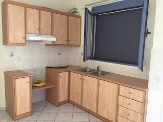 Ενοικιάζεται καινούριο οροφοδιαμέρισμα στο κέντρο Μυτιλήνης Τιμή 270€