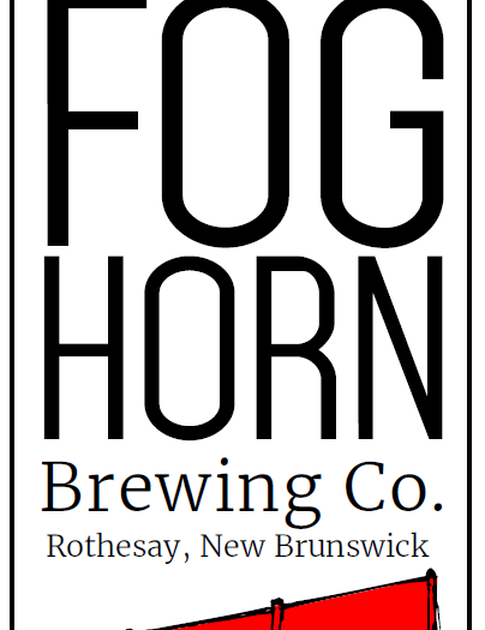 Foghorn Brewing Blows into Rothesay this Fall