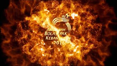 Akhir Anugerah Bola Sepak Kebangsaan 2016