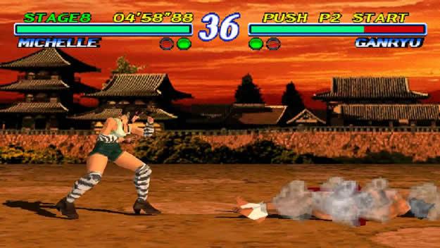 Tekken 2 - On this day