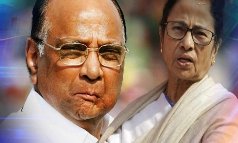 What Sharad betray with Mamata Banerjee? Speculation begins over absence of NCP chief