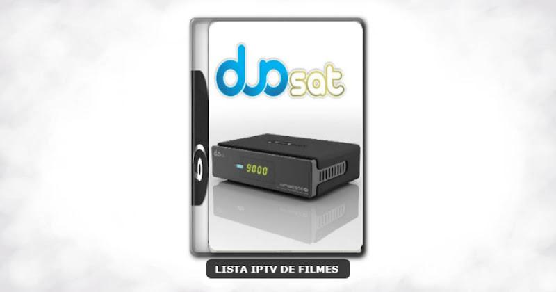 Duosat one nano hd nova atualização - v5.4