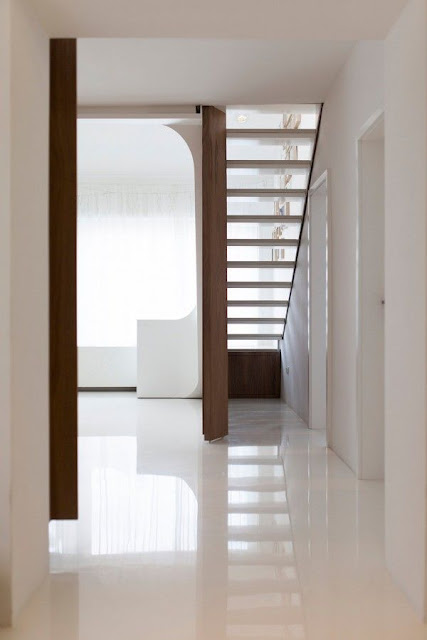 building staircase design
